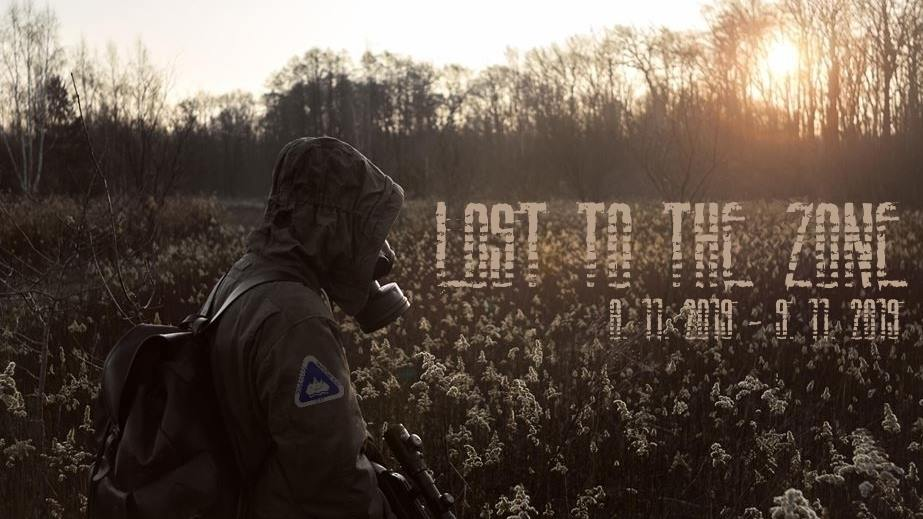 09.11.2019 LOST TO THE ZONE (Slovenien, Poček)