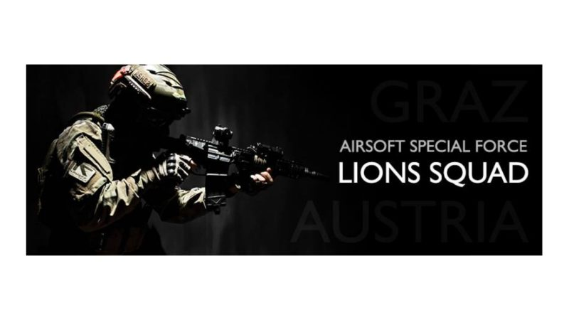 ASFLS – Airsoft Special Forces Lions Squad (Steiermark)
