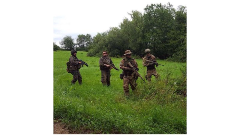 EGFAT – Evil Ghost Forces Airsoft Team (Burgenland)