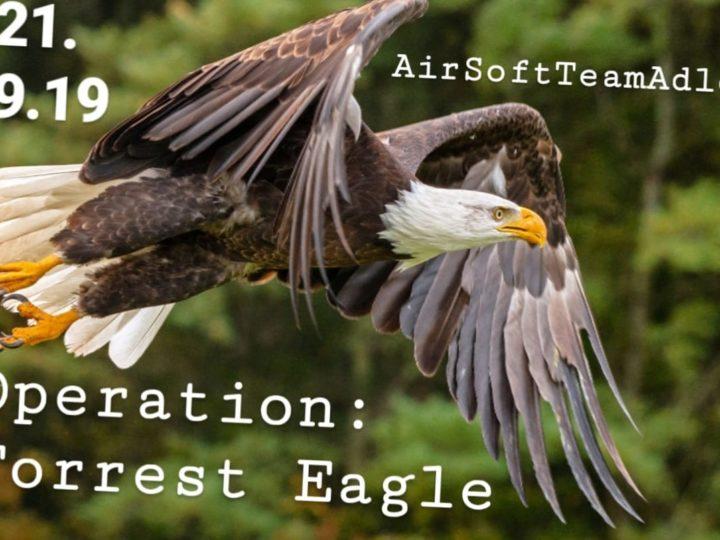 21.09.2019 Operation FOREST EAGLE (Niederösterreich)