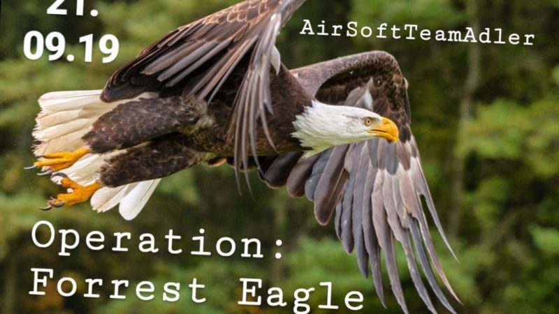 21.09.2019 Operation FOREST EAGLE (Niederösterreich)
