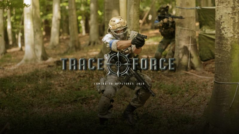 TraceForce (iOS / Android – APP)