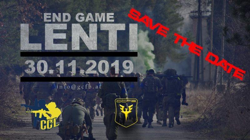 30.11.2019 END GAME LENTI (UNGARN)