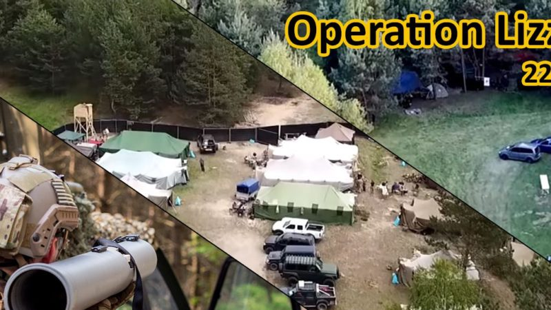 22.05.2020 – 24.05.2020 Operation Lizzard XI (Tschechien)