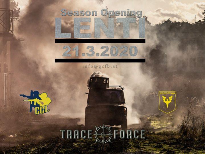 21.03.2020 Lenti Season Opening (Ungarn)