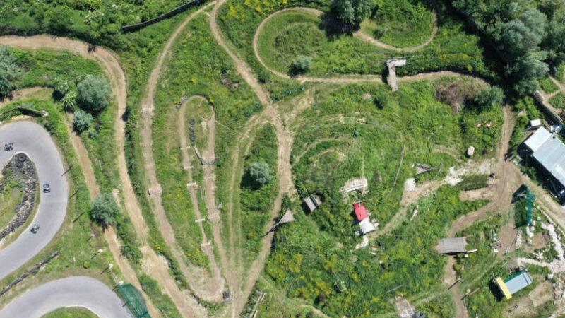 Bommerang-Hill Amstetten Ost (Niederösterreich)
