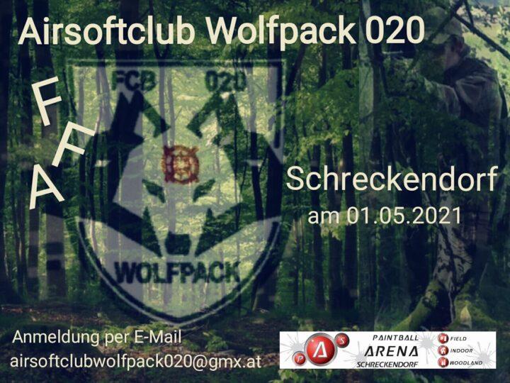 01.05.2021 Wolfpack020 FFA (Kärnten)