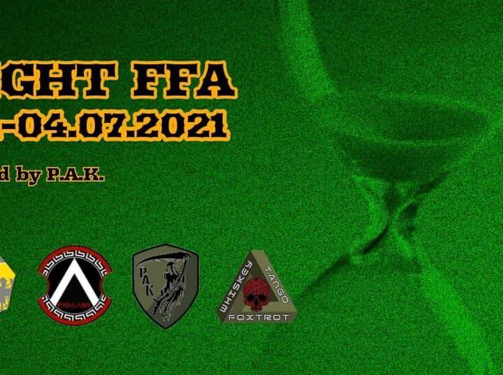 03.07.2021 ASV Airsoft Südtirol Night-FFA (Italien)